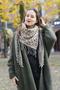 Vierkante shawls