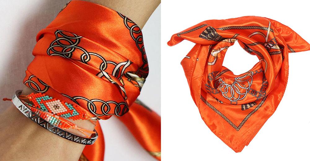 top mode om te kopen knap Oranje sjaal Koningsdag - Scarfz - De grootste collectie ...