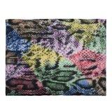 Scarfz dames sjaal slangenprint Over the Rainbow