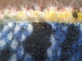 Zachte sjaal Over The Rainbow|Lange shawl|Slangenprint_