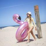 Zwemband Rose Flamingo|Opblaasfiguur|Waterspeelgoed|Roze Flamingo_
