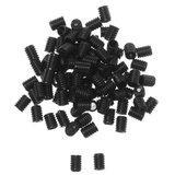 Zwarte siliconen non-slip stoppers|Verkleiners mondkapjes|Schakels elastisch koord_