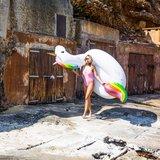 Inflatable Unicorn XL|Opblaasfiguur|Waterspeelgoed|Eenhoorn regenboog|Extra groot formaat_