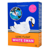 Inflatable White Swan Opblaasfiguur Waterspeelgoed Grote zwaan luchtbed_