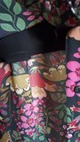 Boho maxi dress floral
