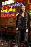 scarfz warm winter shawl leopard love brown black
