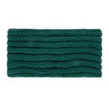 Scarfz haarband hoofdband feeling soft groen forest deep green