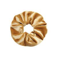 Scrunchie Sweet Velvet|Haarelastiek|Haarwokkel|Camel