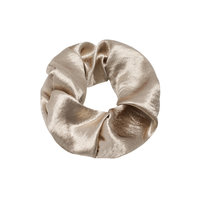 Scrunchie Sweet as Satin|Haarelastiek|Haarwokkel|Froezel|Satijn goudkleurig
