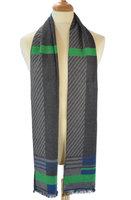 Heren sjaal Fray grijs