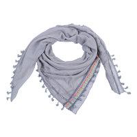 Dames omslagdoek sjaal Neon aztec
