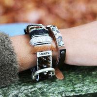Armband Cool Animal|Bruin Camel Beige|Fur Vacht|Handgemaakt|LMNTL
