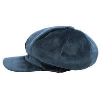 Velvet Pet Blauw|Fluweel|Donkerblauw marine
