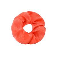 Oranje scrunchie Soft as Satin|Haarelastiek|Haarwokkel|Froezel|Satijn
