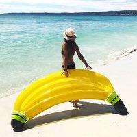 Inflatable Go Bananas|Opblaasfiguur|Banaan|Luchtbed