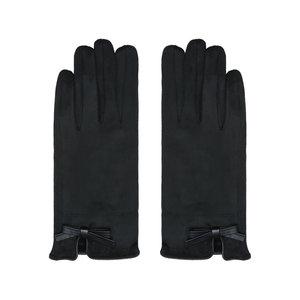 Scarfz dames handschoenen zwart