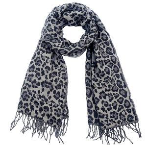 Warme dames sjaal Amazing Leopard