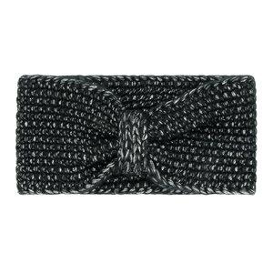 Scarfz haarband hoofdband Daydreamer zwart glitter