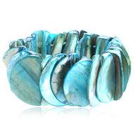 Scarfz accessoires online armband Shiny Shells